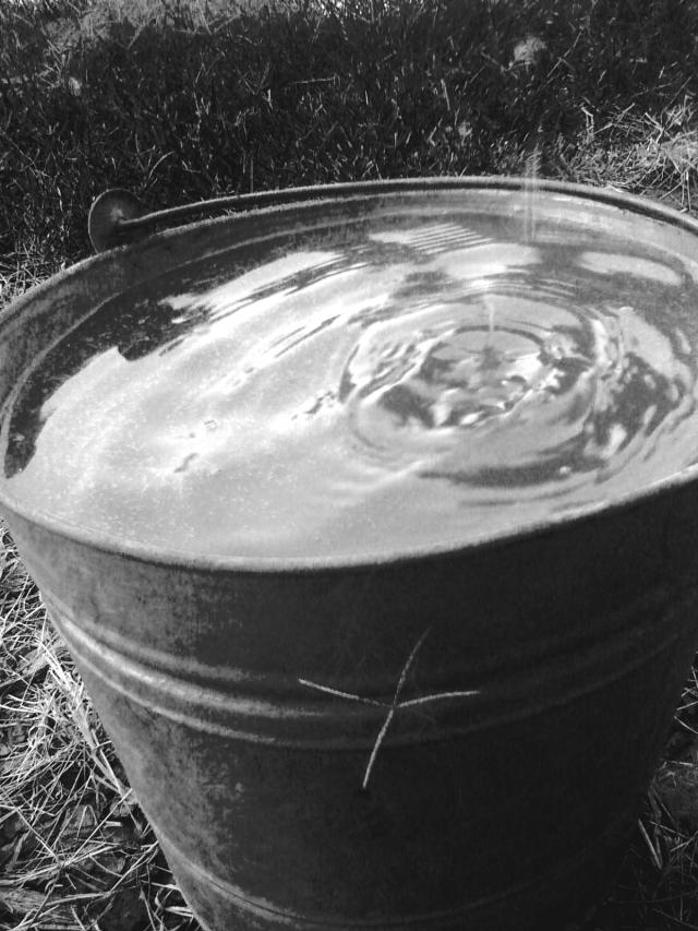 bucket of tears
