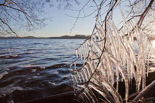 Frozen #poetry #icicles