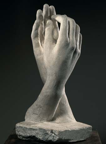 Auguste Rodin Rodin-sculpture-two-right-hands