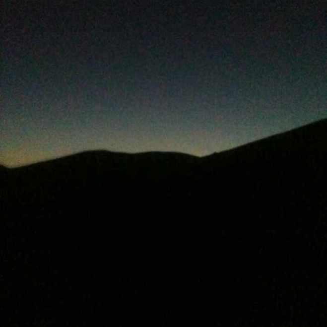 catching dawn