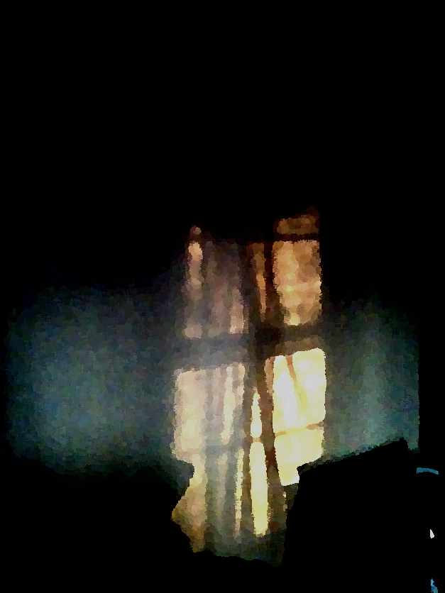 dawn peeks