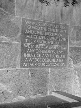 Roosevelt civil rights