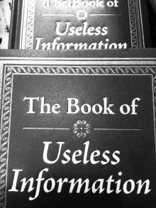 useless information