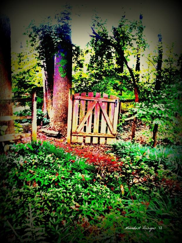 Life's gate