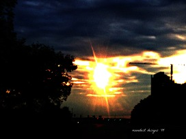 Tysons sunrise