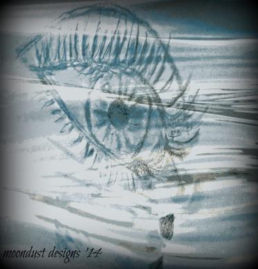 watering eye