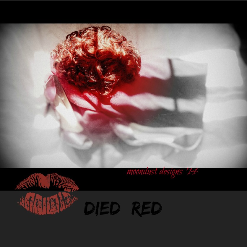 died red cover