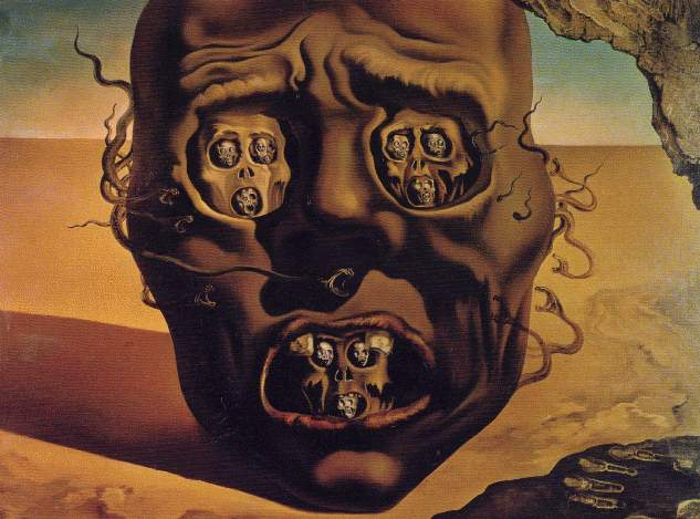The_Face_of_War Dali