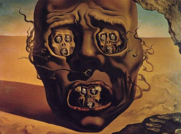The_Face_of_War Dali