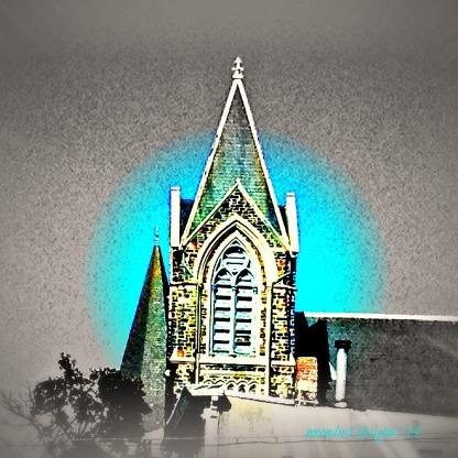 church glow