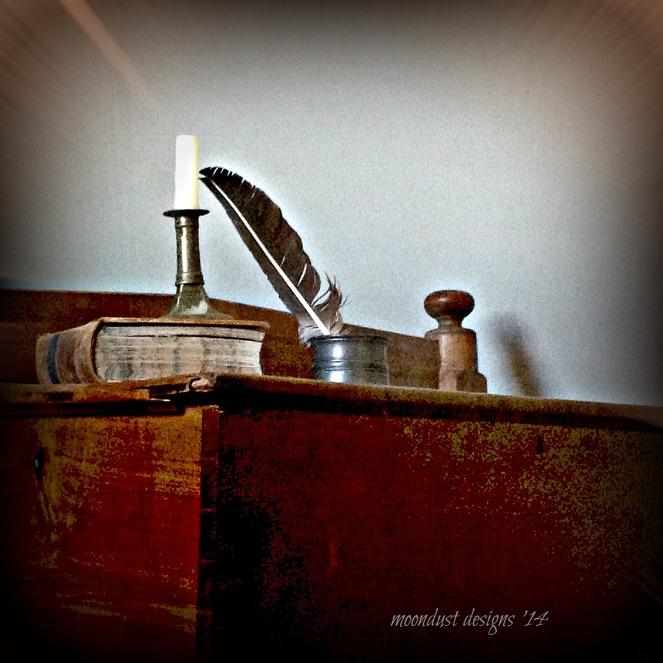 Edgars desk