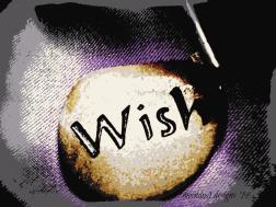 stone wish
