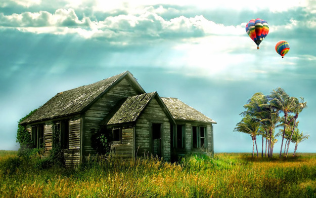 3d_landscape-cottage