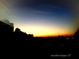 fall dawns