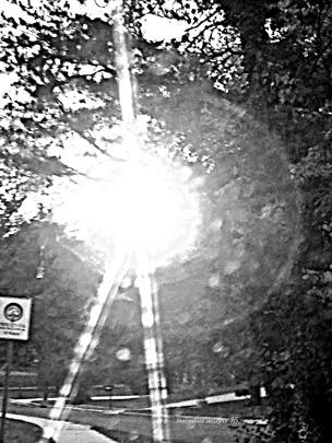 suns heat