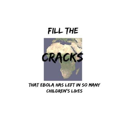 fill the cracks logo white