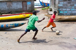 kids playing watermark