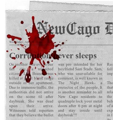 newcago blood