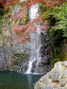 waterfall Japan