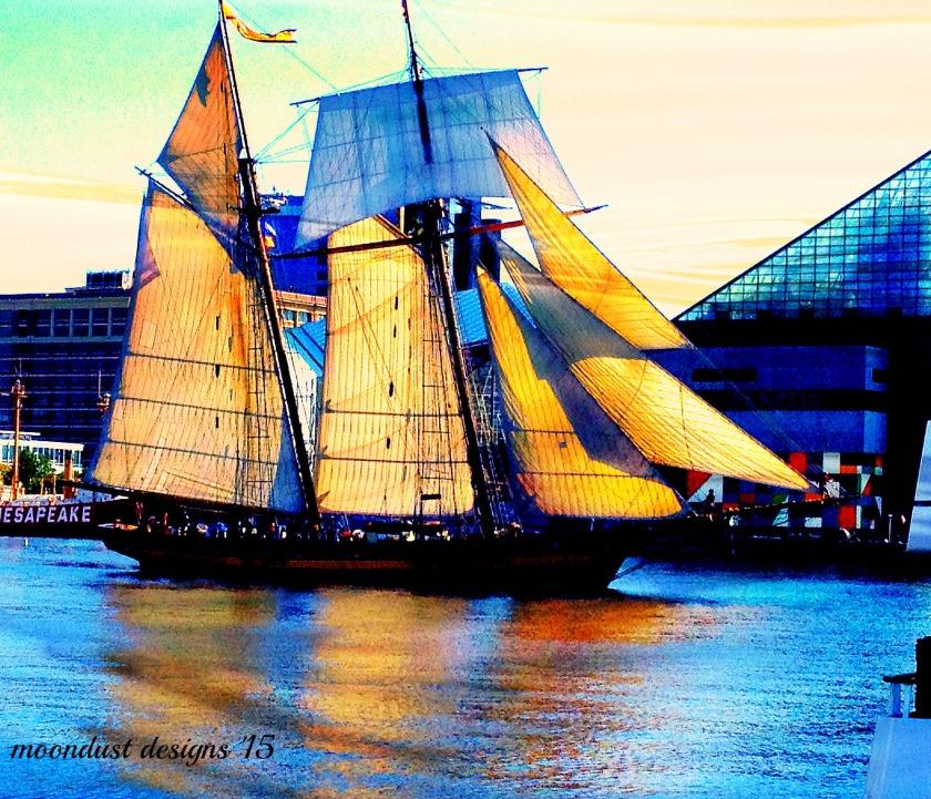 baltimore ship