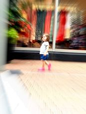 girl with pink shoes 2