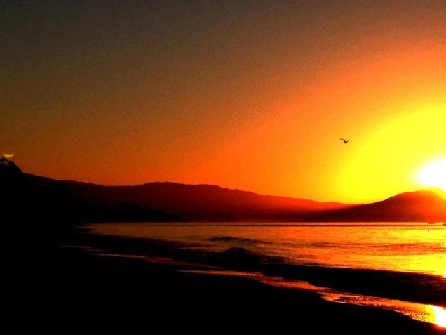 warmth of dawn