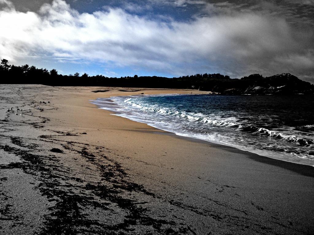 sky surf and sand