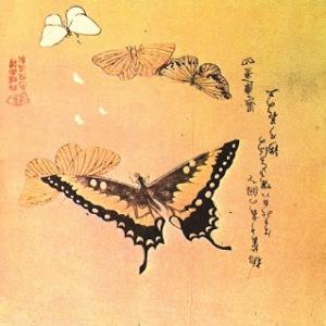Haiga by Buson