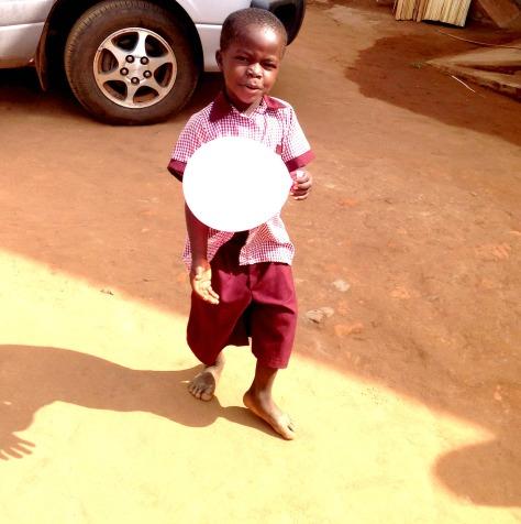 girl from mercy school