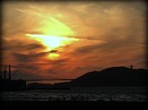 SF sunset