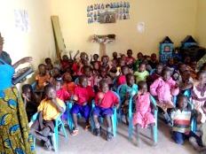 mercy school children